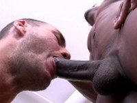 Big Black Dick for White Guy at Its Gonna Hurt