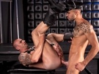 Pounded Down Will and Kriss Raging Stallion