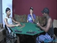 Poker Game His First Gay Sex
