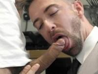 Damien Crosse and Scott Hunter 2 Alpha Males