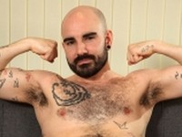 Fetish Sex Fiend Matteo Valentine Butch Dixon