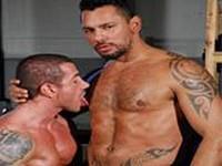 Tiko and Marius Mugler at Alpha Male Fuckers