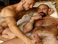 Butch Grand and Aitor Crash 2 at Alpha Male Fuckers