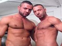 Marco Salqueiro and Antonio Cavalli at Alpha Male Fuckers