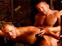 Trojan Rock and Dane Hyde at Alpha Males
