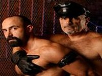Butch Grand and Tim Kelly at Alpha Males