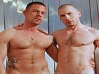 Jake Ryder and Fred Faurtin at Bulldog Pit