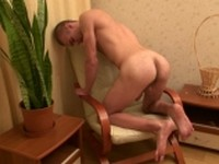 Muscular Twink Stroking at Guys Casting