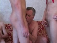 Amazing Fucking with Gays at Home Mature on Twinks