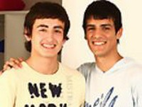 Maxi and Max at Maximo Latino