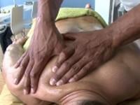 Hot Bear Massage Rub Him
