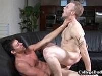 Brandon Rose fucks Cole Gartner Clip 2 at College Dudes