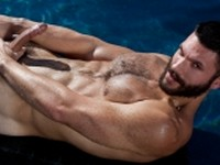 Wet Strokes Minute Man 39 Clip 1 at Colt Studio Group