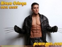 Alvaro Ortega at Power Men