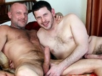 Chad Brock and Clay Towers 3 Real Gay Couples