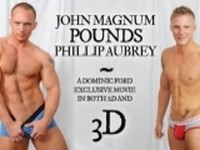 John Magnum Pounds Phillip Aubrey at Dominic Ford