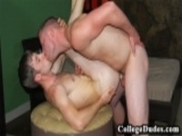 Calvin Conners and Kurt Wild 2 at College Dudes