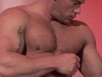 Damon Muscle Cock at Manifest Men