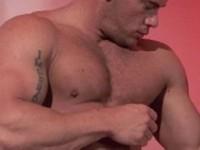 Damon Muscle Cock at Manifest Men