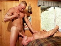 Luke Garrett and Gage Weston at Colt Studio Group