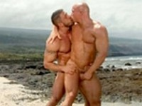 Luke Garrett and Carlo Masi at Colt Studio Group