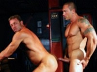 Jake Andrews and Cannon at Colt Studio Group
