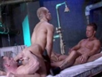 Erik Rhodes Rod Daily and Ty Colt at Falcon Studios