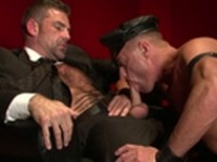 Tyler Saint and Bruno Bond at Falcon Studios