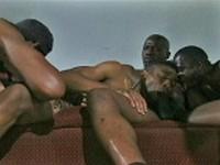 Bandit Big Boss Bobby Blake Bobby Tyler Soloman Gregory 2 at Thug Orgy
