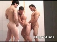 Bathhouse Group Sex 1 at Orgy Studs