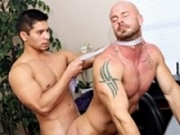 The New Guy Gets His Revenge Extended Clip at My Gay Boss