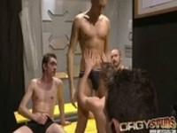 Gay Underwear Party Part 1 at Orgy Studs