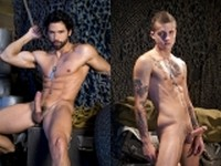 Night Maneuvers Raging Stallion Naked Sword