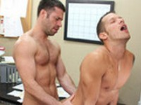 Shane Frost and Tristan Jaxx Part 2 at My Gay Boss