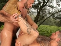 Giants Part 1 Raging Stallion Naked Sword