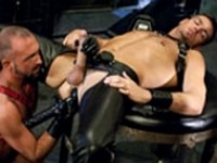 Josh West Lance Navarro Hole Busters at Club Inferno Dungeon