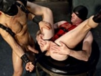 Karsten Richter Nick Forte Hole Busters at Club Inferno Dungeon