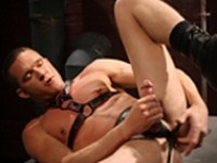 Jackson Lawless 1 at Club Inferno Dungeon