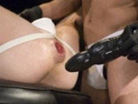 Jackson Lawless Sage Daniels Ring Of Fire at Club Inferno Dungeon