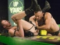Alessio Romero Jackson Lawless Up Yours Part 2 Club Inferno Dungeon