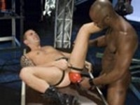 Andre Barclay Race Cooper Ass Pigs at Club Inferno Dungeon