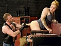 Adam Faust Alex DeLarge Booted at Club Inferno Dungeon