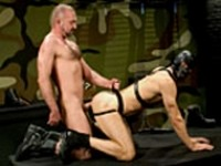 Jonathan Doe Josh West Booted at Club Inferno Dungeon