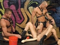 Danny Fox Evan Matthews Tyler Saint The Deep End Club Inferno Dungeon