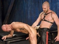 Geoffrey Paine Luke Spears The Deep End at Club Inferno Dungeon