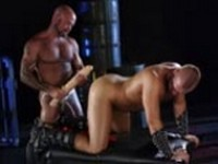 Dick Wolf Jacob Scott Mo Bubble Butt at Club Inferno Dungeon