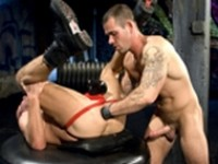 Dak Ramsey Rick Powers 5 Deep at Club Inferno Dungeon