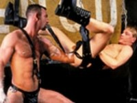 Buck Hammer Cory Jay Johnny Rider Mark Evrett Steve Hood at Club Inferno Dungeon