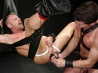 Billy Cochran Jordan West Twisted at Club Inferno Dungeon