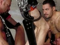 Eric Lawrence Mack Kurtis Tom Vaccaro Powersurge at Club Inferno Dungeon